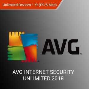 AVG INTERNET SECURITY UNLIMITED Payless PC