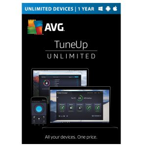 AVG PC TuneUp 2017 1 YEAR UNLIMITED DEVICES Payless PC