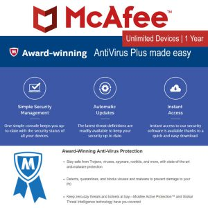 Antivirus Plus payless PC