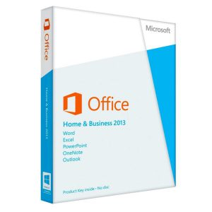 Microsoft Office Home and Business 2013 Payless PC